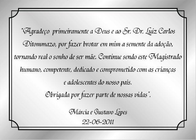 Imagens De São Bernardo Placas De Homenagem Aço Inoxhonra Ao Em